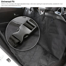 Universal Car Seat Cover - Furry Buddy