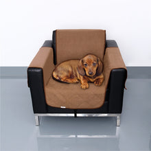 One-Seat Sofa Waterproof Slipcover - Furry Buddy