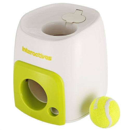 Interactive Ball Machine - Furry Buddy