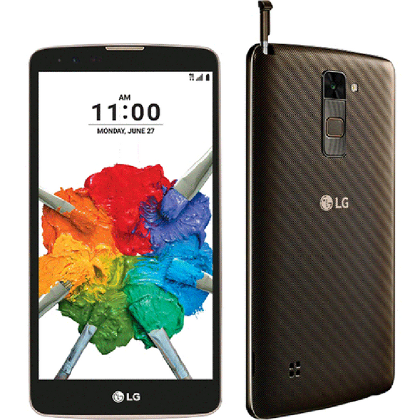 NEW LG Stylo 2 Plus - Unlocked - Black