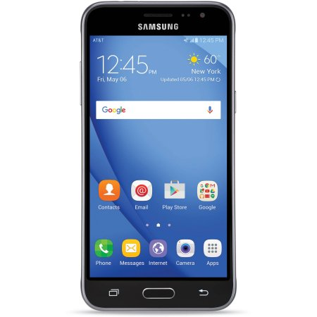 NEW Samsung Galaxy Express Prime - Unlocked - Black and White