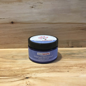 Intense Hydration Hand Butter - Unscented!
