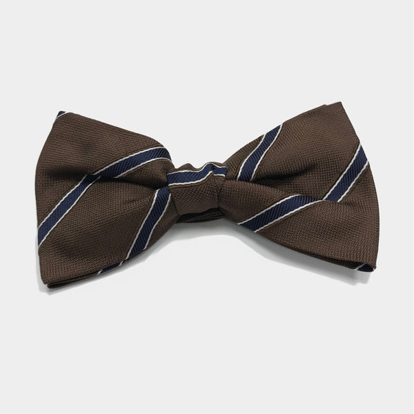 Director´s Bow Tie In Brown