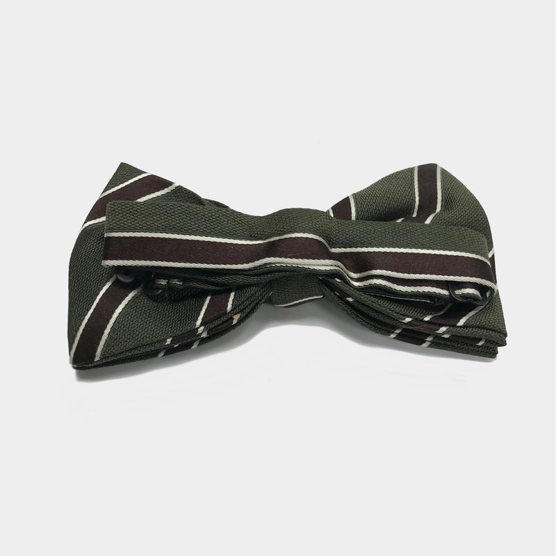 Director´s Bow Tie In Juniper Green