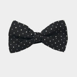 Black Celebration Bow Tie