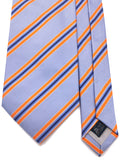 Orange Twist Senator´s Tie