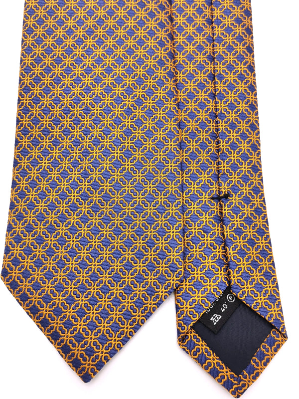 Infinite Butterscotch Loops tie