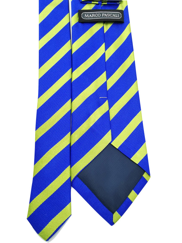 Lingering Lime Stripe tie tipping