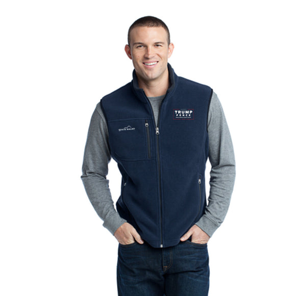 Trump Pence Fleece Vest