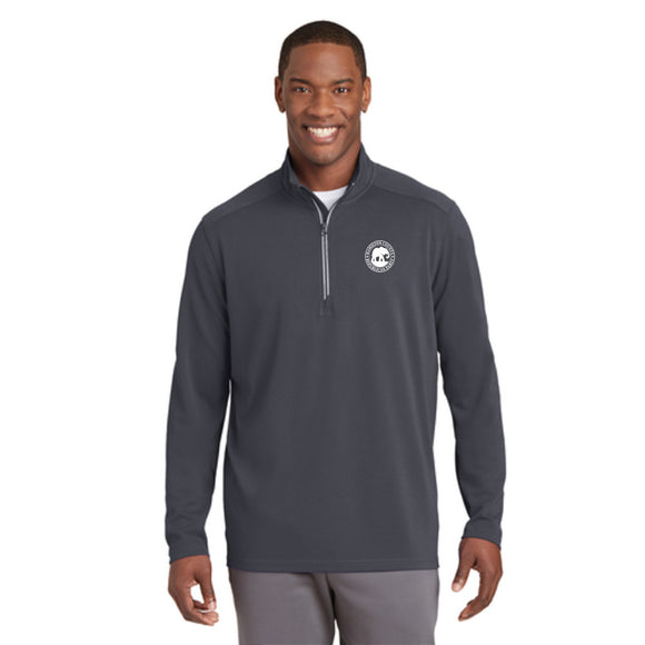 Hamilton County Textured 1/4 Zip Pullover