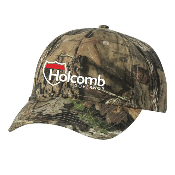 Holcomb Camo Hat