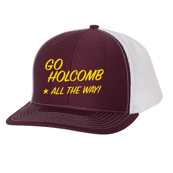 Go Holcomb 2019 Campaign Hat