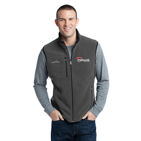 Holcomb Eddie Bauer Fleece Vest