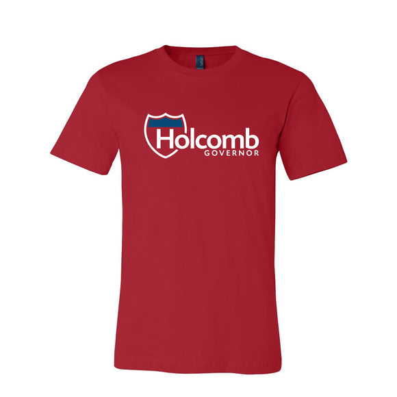 Holcomb for Governor Campaign Tshirt