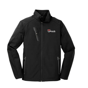 Holcomb Men's Welded Softshell Jacket