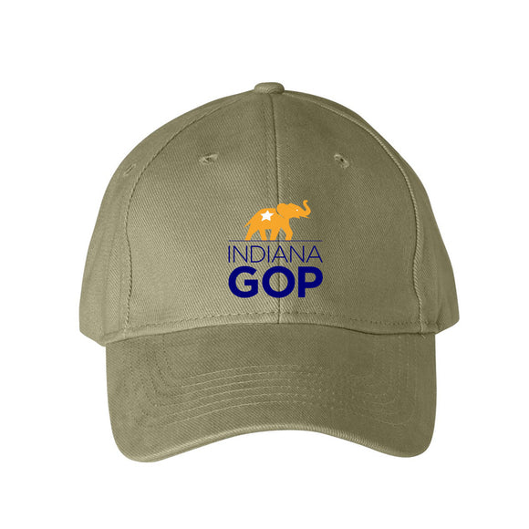 IN GOP Logo Cap