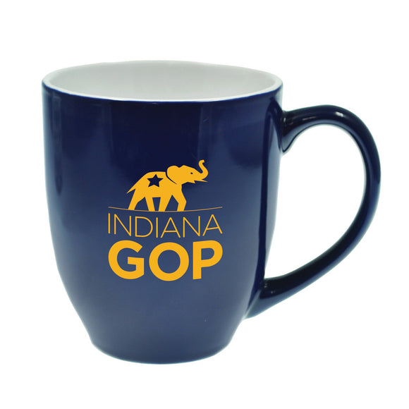 Indiana Republican Latte Mug