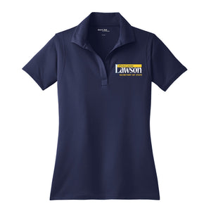 Lawson for SOS Ladies Campaign Polo - Navy