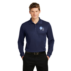 Indy Republicans Long Sleeve Performance Polo
