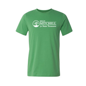 Mitchell for Treasurer Tshirt - Green