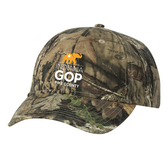 Pike County Camo Hat