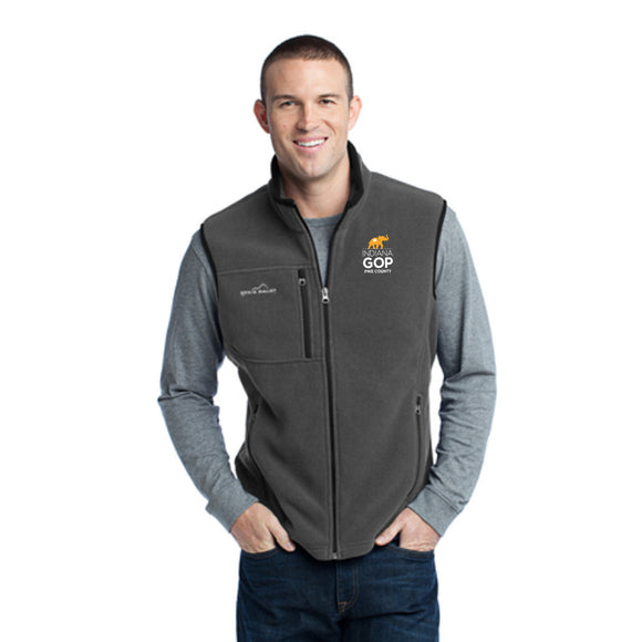 Pike County Eddie Bauer Fleece Vest