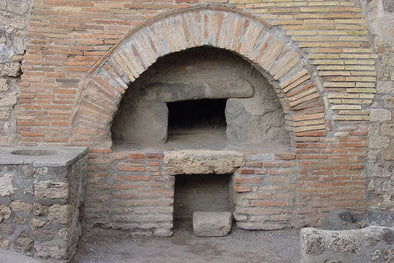 The History of Wood-Fired Brick Ovens