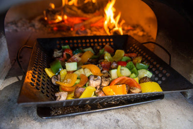 RECIPE: Fire-Roasted Vegetables