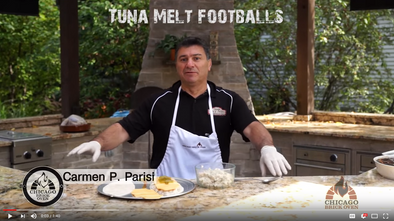 VIDEOS: Tailgate Tuna Melts Recipe