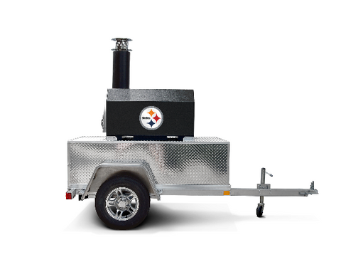 Pittsburgh Steelers custom Tailgater from Chicago Brick Oven