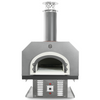 CBO-750 Hybrid Countertop is the Best Commercial Pizza Oven in silver vein