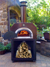 CBO-750 Mobile Pizza Oven: High Portability Let's You Follow the Action