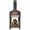 "Americano Stand | Wood Fired Pizza Oven | 22.5"" x 30"" Cooking Surface - Plus Starter kit Accessory Package"