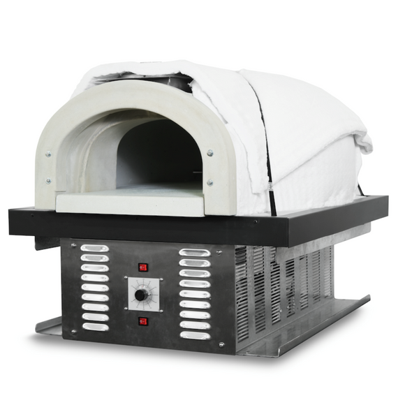 CBO-750 Hybrid DIY Pizza Oven Kit  angle view