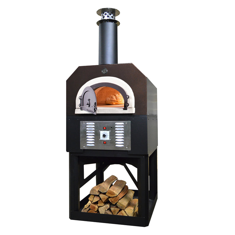 CBO-750 Hybrid Stand Residential Pizza Ovens: Take a Stand with the Sizzle of Dual Fuel