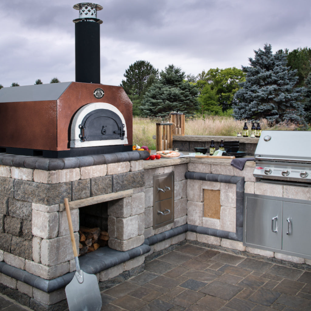Cbo 750 Countertop Wood Fired Pizza Oven 38