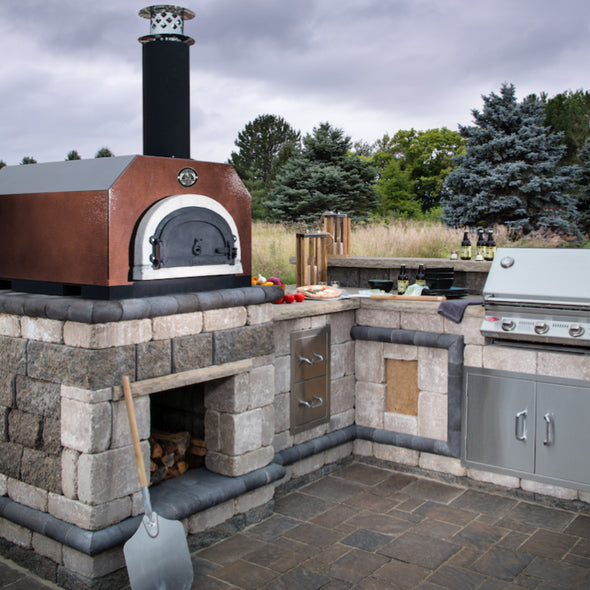 CBO-750 Countertop Pizza Oven custom installation
