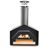 "Americano Countertop | Wood Fired Pizza Oven | 22.5"" x 30"" Cooking Surface"