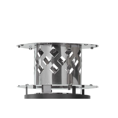 Flue Cap, Stainless Steel