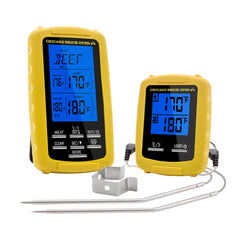 Dual Probe Remote Meat Thermometer