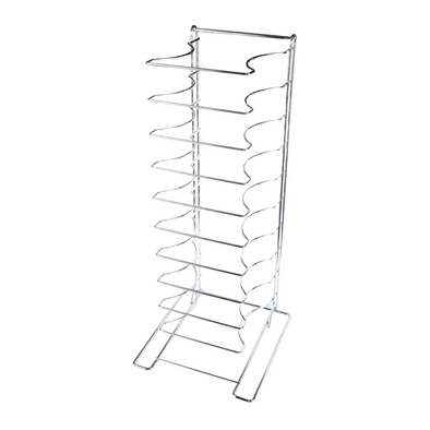 Metalcraft 11-slot pizza rack