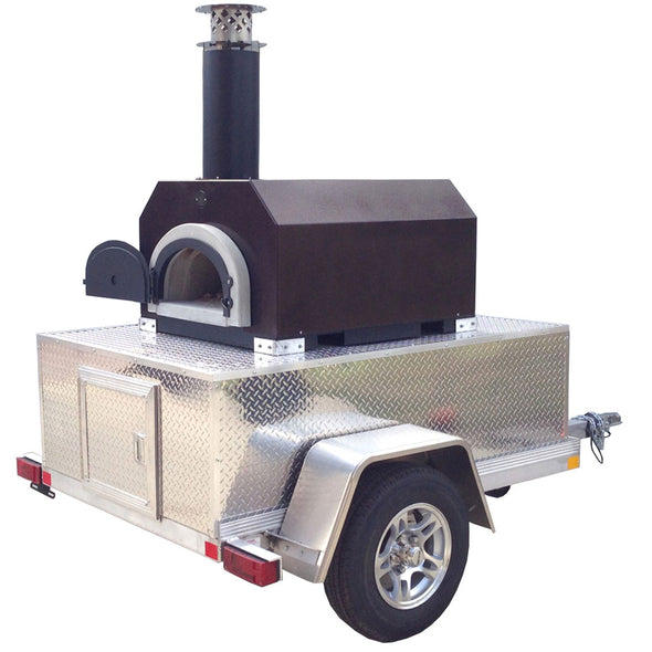 CBO-750 Tailgater Mobile Pizza Ovens side view