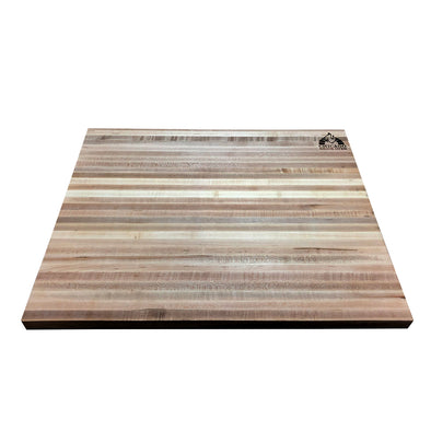 "24"" x 30"" Chicago Brick Oven Heavy Duty Maplewood Cutting Board"