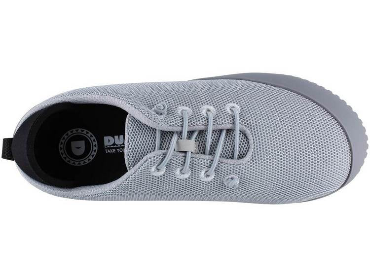 Fit Breezy Lace-Up Slipper Grey