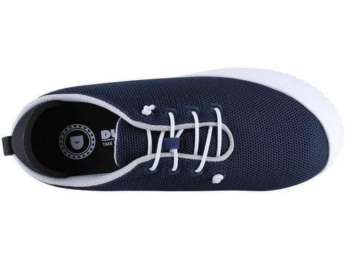 Fit Breezy Lace-Up Slipper Navy