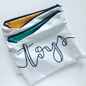 "the ""toys"" pouch"