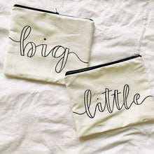 "the ""big & little"" pouch bundle"