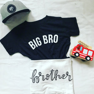 "the ""brother"" pouch"