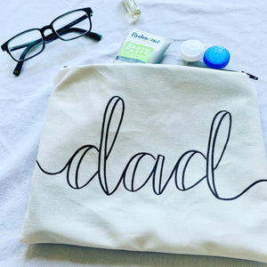 "the ""dad"" pouch"