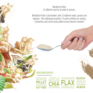 Fiber Whole Food Powder